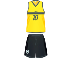Uniforme Basquetebol
